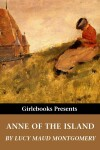 Book cover for Anne of the Island