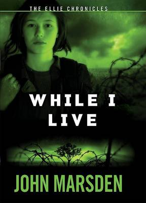 Cover of While I Live