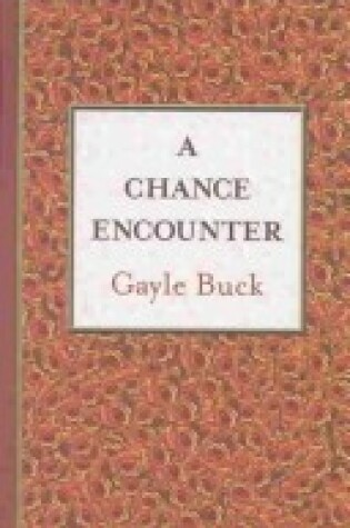 Cover of A Chance Encounter