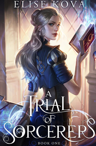 Cover of A Trial of Sorcerers