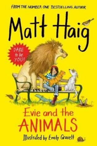 Cover of Evie and the Animals