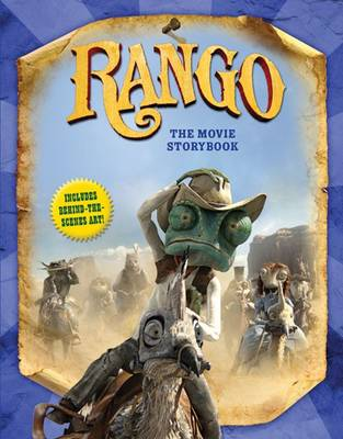 Cover of Rango: The Movie Storybook