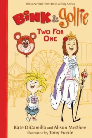 Cover of Bink & Gollie: Two for One