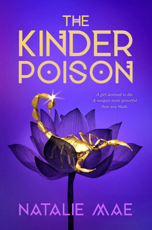 Cover of The Kinder Poison