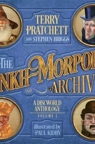 Cover of The Ankh-Morpork Archives: Volume One