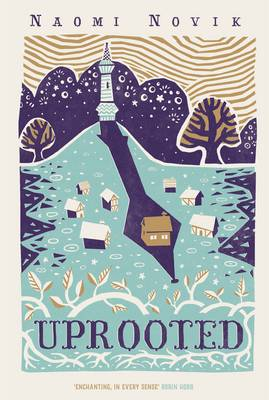 Book cover for Uprooted