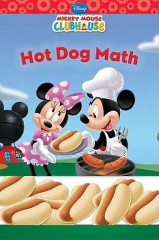 Cover of Hot Dog Math