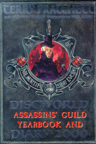 Cover of Discworld Assassins' Guild Diary