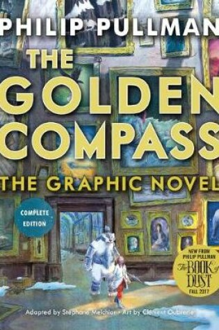 Cover of Golden Compass, Complete Edition