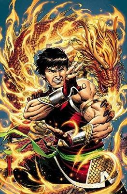Book cover for Shang-chi Vol. 1