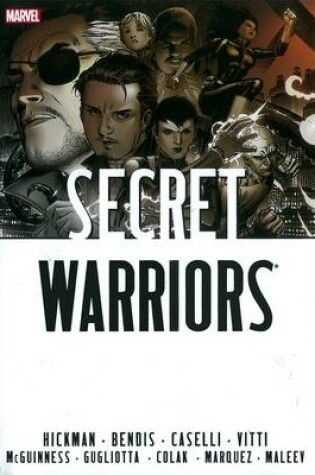 Cover of Secret Warriors Omnibus