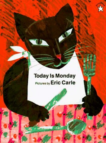 Cover of Today Is Monday