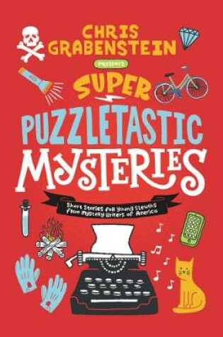 Cover of Super Puzzletastic Mysteries