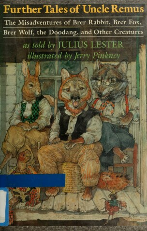 Cover of Further Tales of Uncle Remus