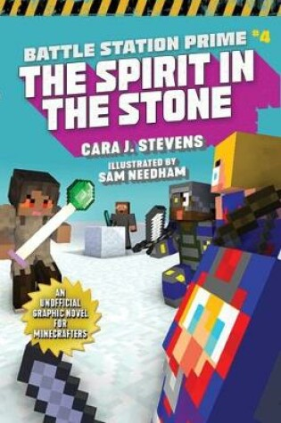 Cover of The Spirit in the Stone