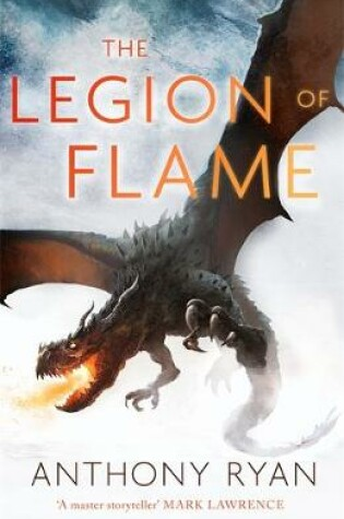 Cover of The Legion of Flame