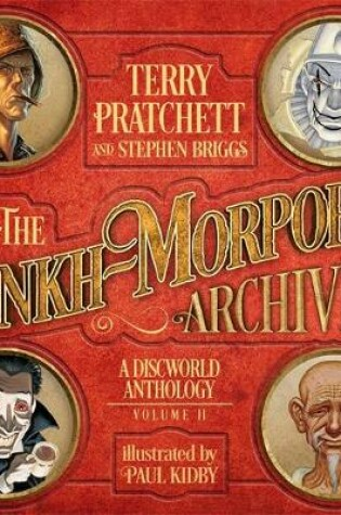 Cover of The Ankh-Morpork Archives: Volume Two
