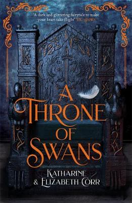 Cover of A Throne of Swans