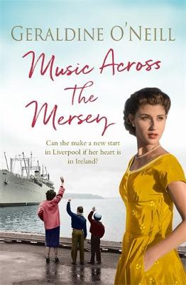 Book cover for Music Across the Mersey