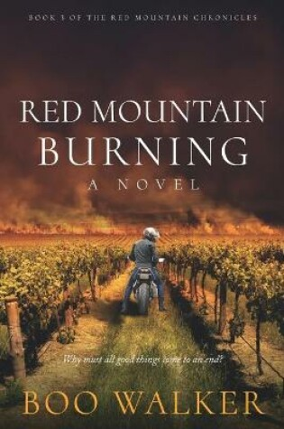 Cover of Red Mountain Burning