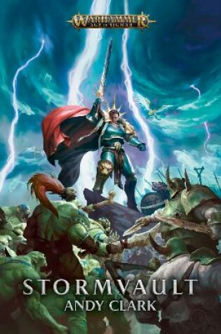 Cover of Stormvault