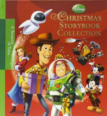 Cover of Disney Christmas Storybook Collection