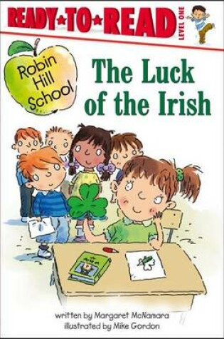 Cover of The Luck of the Irish