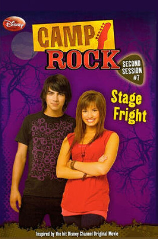 Cover of Stage Fright