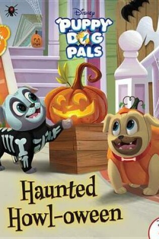 Cover of Puppy Dog Pals: Haunted Howl-Oween