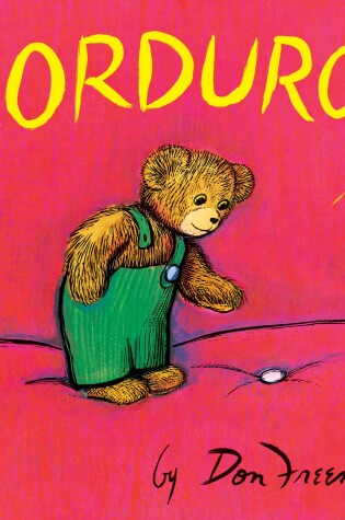 Cover of Corduroy