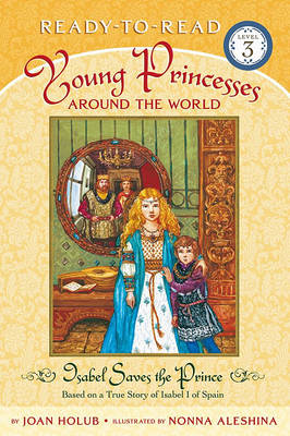 Cover of Isabel Saves the Prince