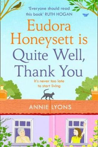 Cover of Eudora Honeysett is Quite Well, Thank You