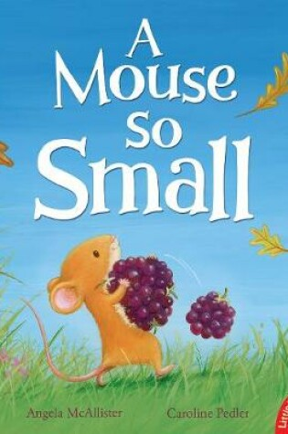 Cover of A Mouse So Small