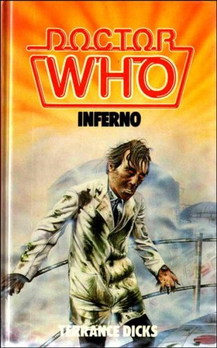 Cover of Doctor Who-Inferno