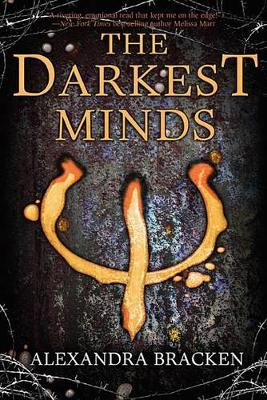 Book cover for The Darkest Minds