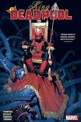 Cover of King Deadpool Vol. 1: Hail To The King