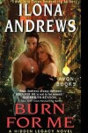 Book cover for Burn for Me