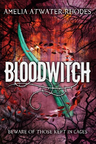 Cover of Bloodwitch (Book 1)