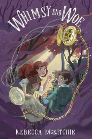 Cover of Whimsy and Woe