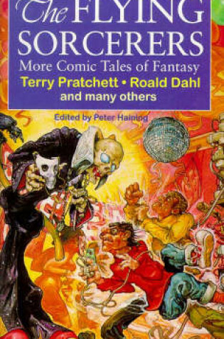 Cover of The Flying Sorcerers