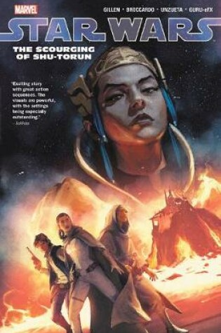 Cover of Star Wars Vol. 11: The Scourging Of Shu-torun