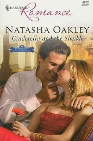 Cover of Cinderella and the Sheikh