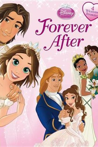 Cover of Disney Princess Forever After