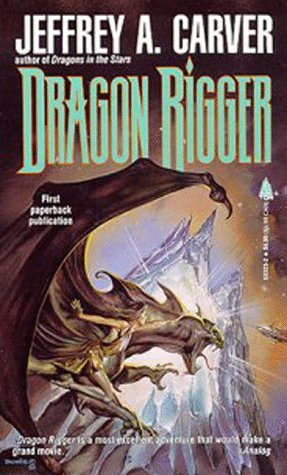 Cover of Dragon Rigger