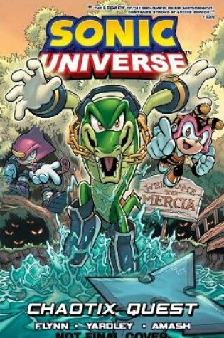 Cover of Sonic Universe 12