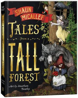 Cover of Tales From a Tall Forest