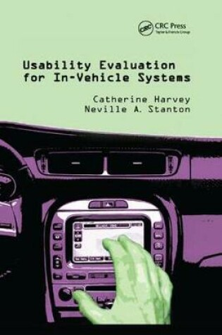 Cover of Usability Evaluation for In-Vehicle Systems