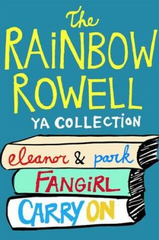 Cover of The Rainbow Rowell YA Collection