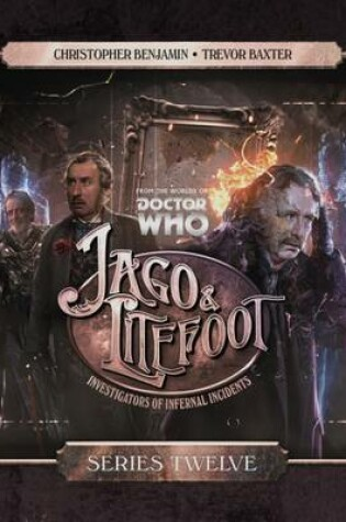 Cover of Jago & Litefoot: Series 12