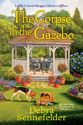 Cover of The Corpse in the Gazebo